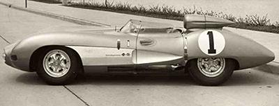 Corvette SS